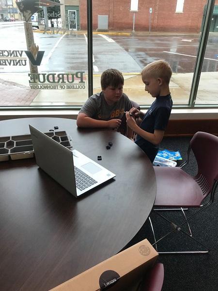 VEX ROBOTICS Summer Camp 2018 Beginners